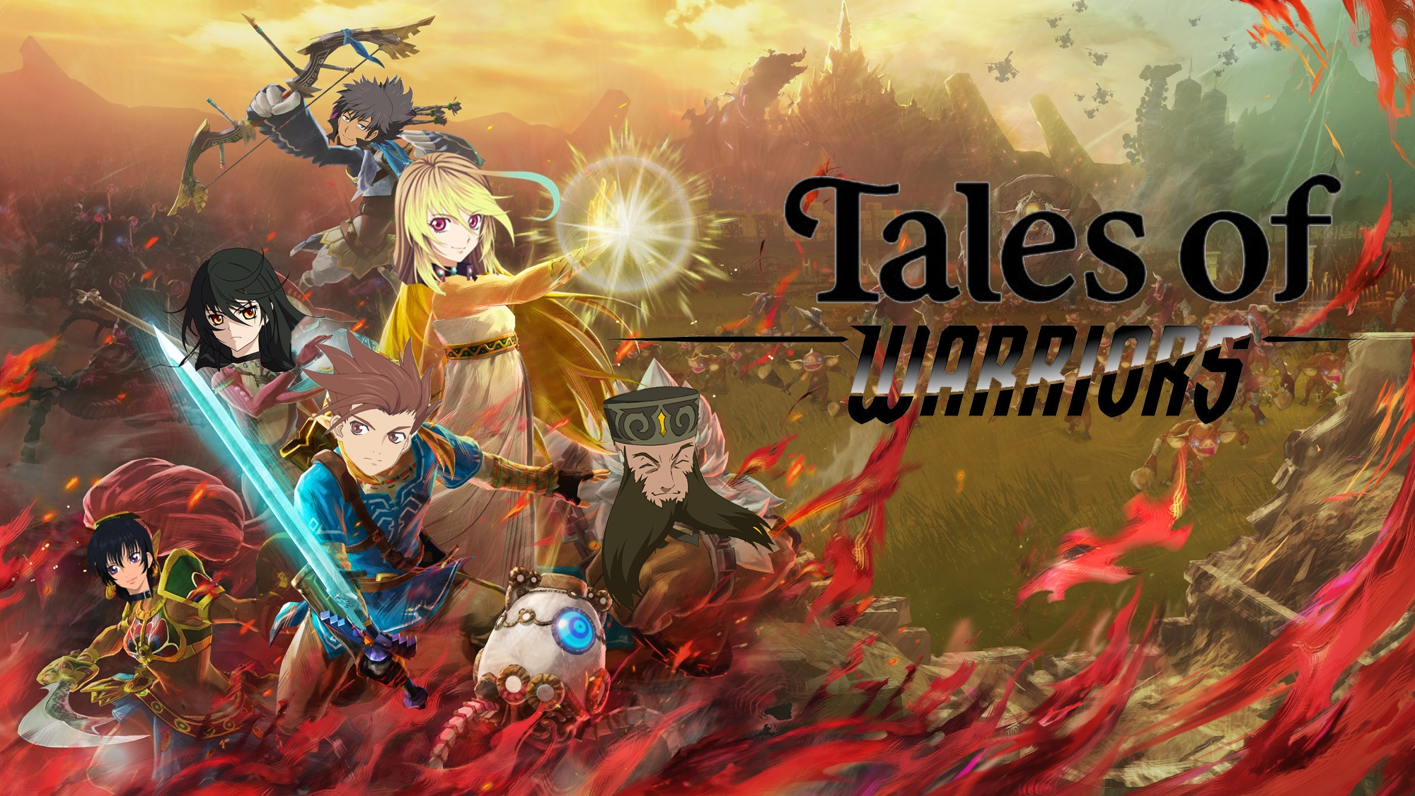 Tales of Warriors, un spin off de ensueño