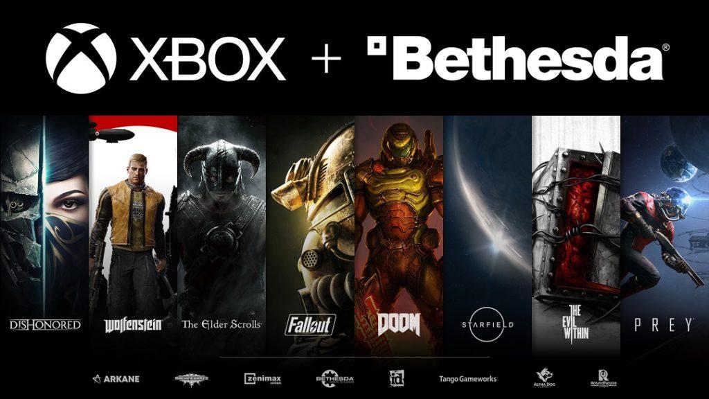 Xbox compra Bethesda: Scrolls, Doom, Dishonored, Wolfenstein... se pasan al verde