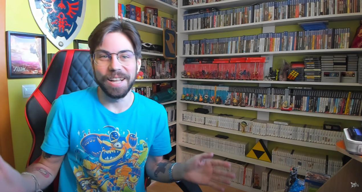 El youtuber Puerta al Sótano supera los 100.000 suscriptores