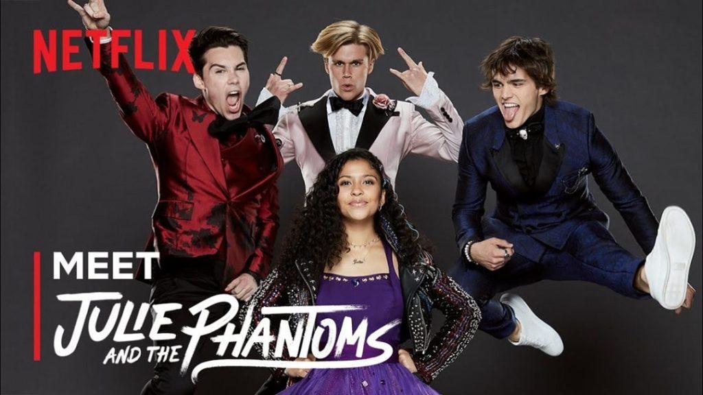 [Critica] Julie & The Phantoms, la serie que no esperabas amar pero con la que te obsesionaste