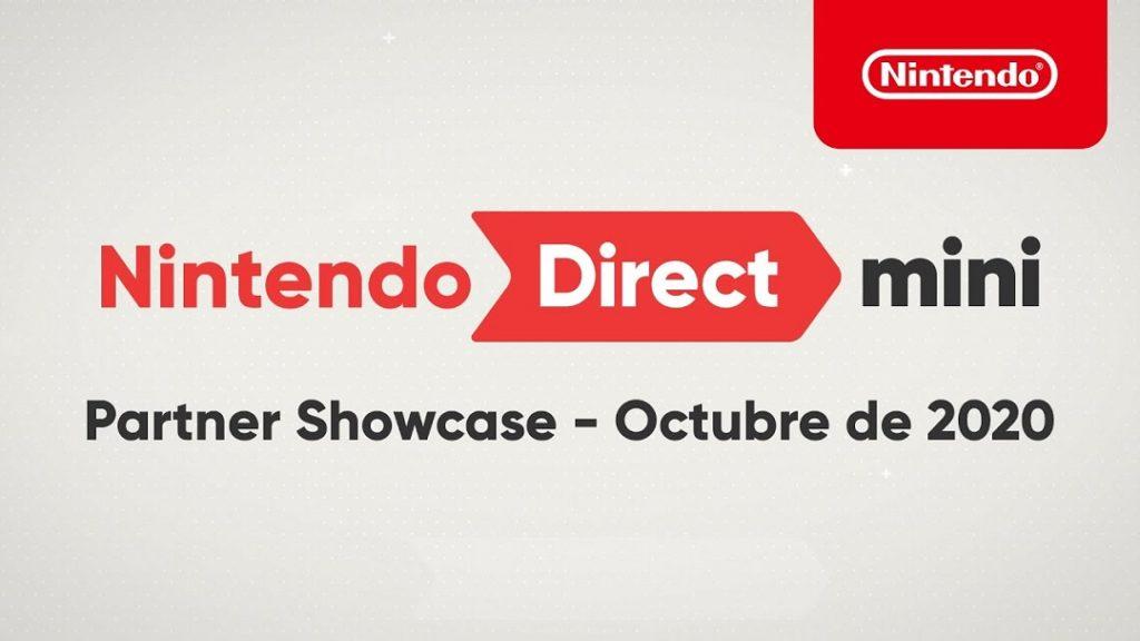 [Resumen] Nintendo Direct Mini: Partner Showcase: Octubre de 2020