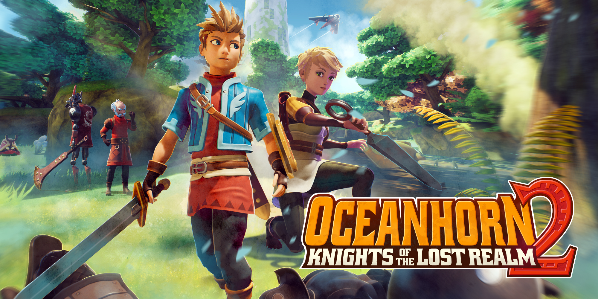 [Análisis] Oceanhorn 2: Knights of the Lost Realm