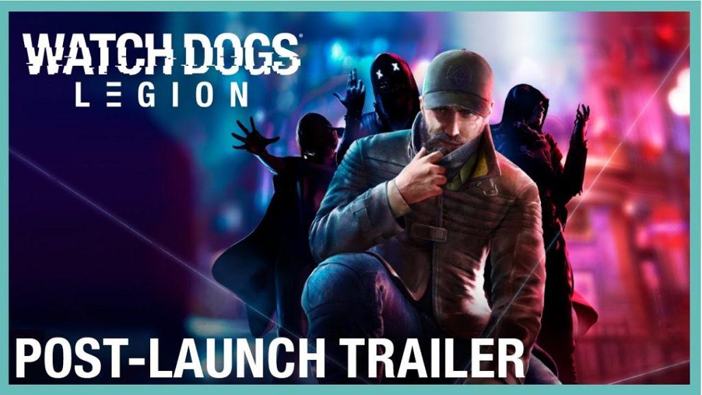 ¡HISTORICO! Watch Dogs y AC presentan su primer crossovers y más planes