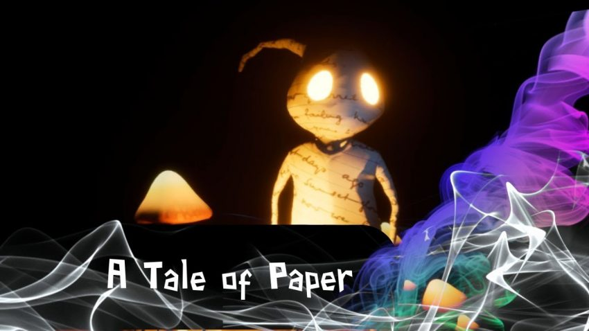 A Tale of Paper presenta un vídeo de su desarrollo