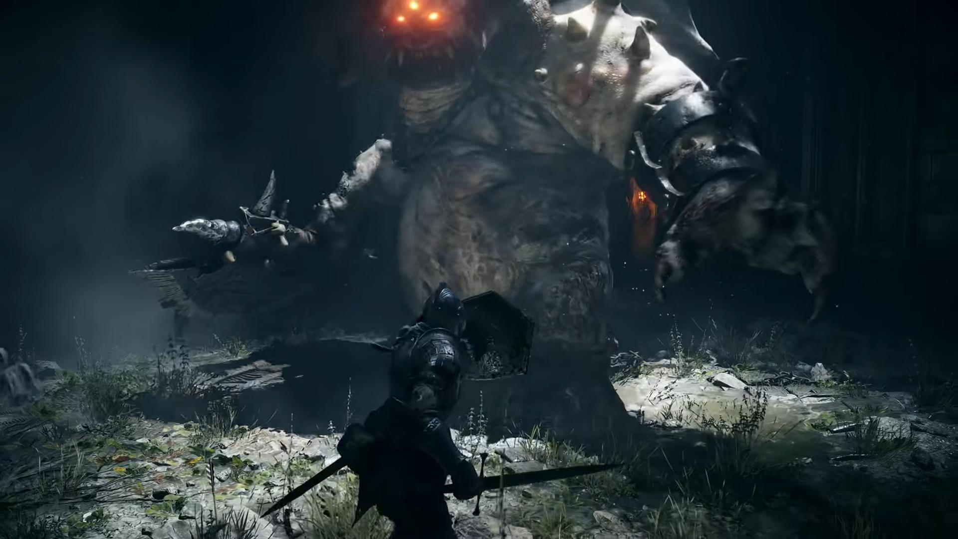 Revelado cuanto espacio ocupa Demon's Souls en el almacenamiento de PS5