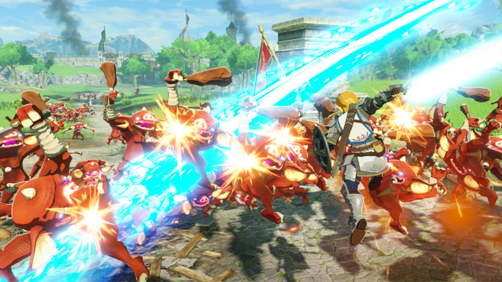 Hyrule Warriors: la era del cataclismo vende 3 millones de unidades en su primera semana