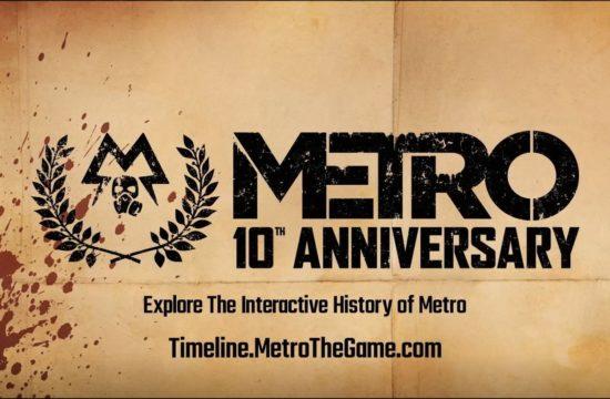 Metro Exodus recibirá una actualización para PS5 y Series X|S