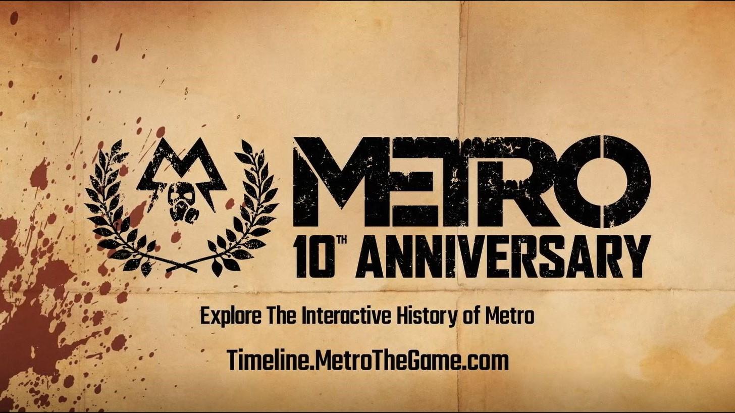 Metro Exodus se actualizará para aprovechar la nueva generación