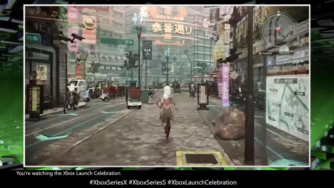 Detallados historia y combate de Scarlet Nexus en su último gameplay