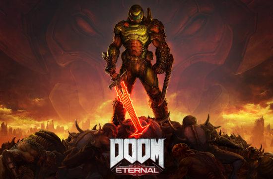 DOOM Eternal llegará a Nintendo Switch el 8 de diciembre