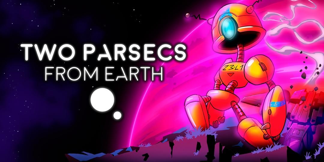 [Análisis] Two Parsecs From Earth, plataformeo y puzles al maximo