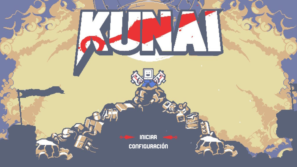 Analisis Kunai- El ninja futurista Metroidvania