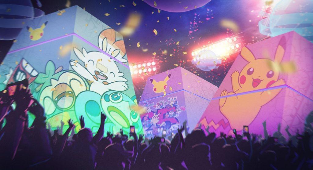Pokémon lanza el pistoletazo de su 25 aniversario ¡Una Katy Perry salvaje apareció!