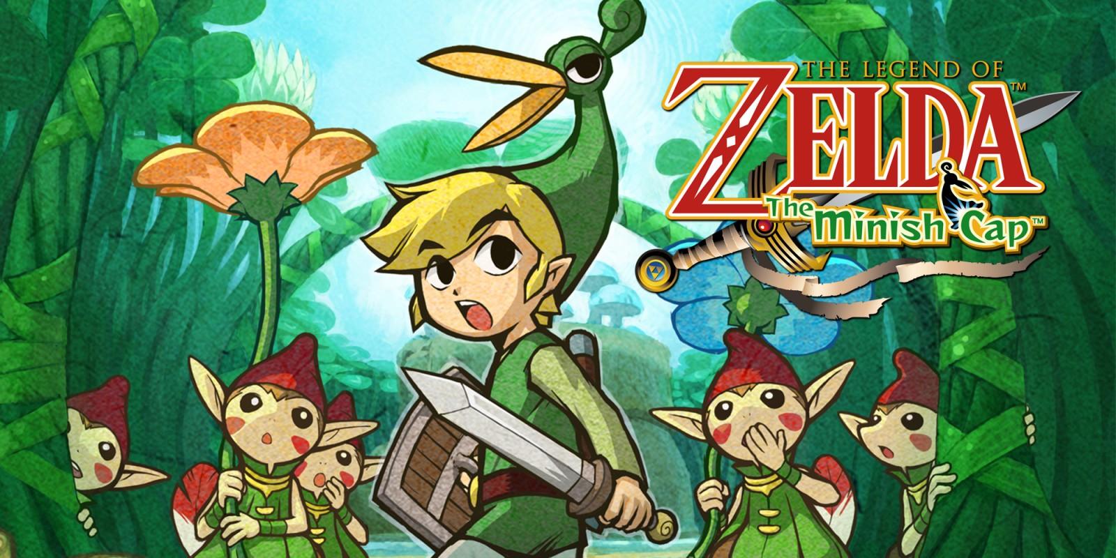 TOP 16 The Legend of Zelda favoritos