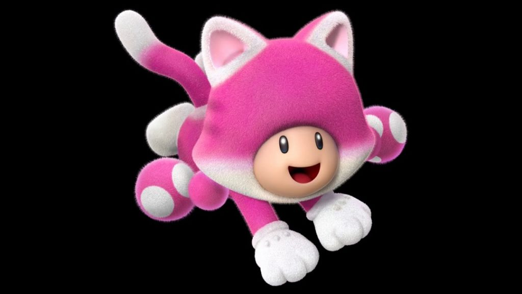 Super Mario 3D World para Nintendo Switch habría planeado incluir a Toadette como jugable