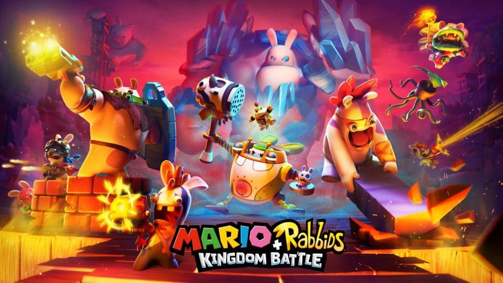 [Análisis] Mario+Rabbids: Kingdom Battle, el gran crossover entre Nintendo y Ubisoft