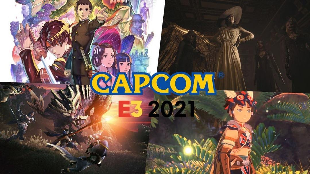 [Resumen] Capcom Showcase: E3 2021, nuevo contenido adicional y juegos cercanos