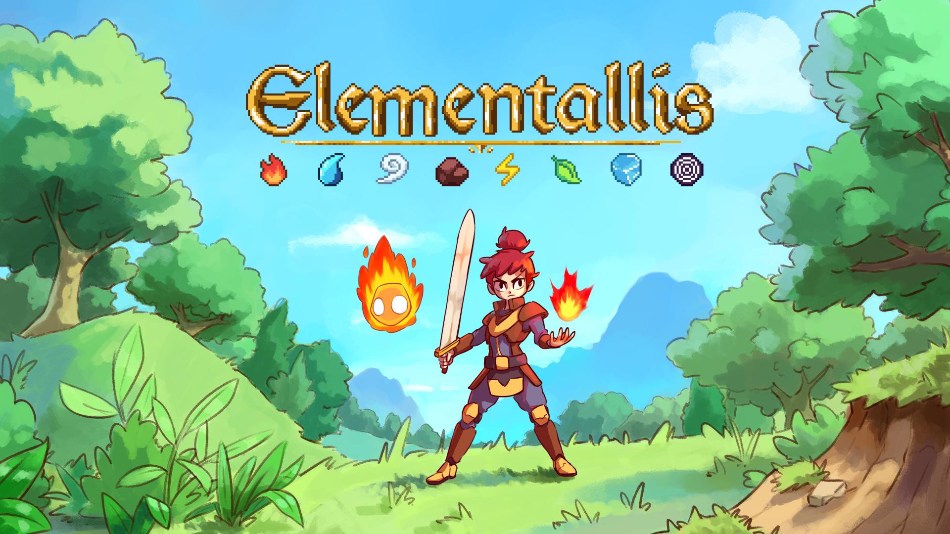 Elementallis, el Zelda de GameBoy español