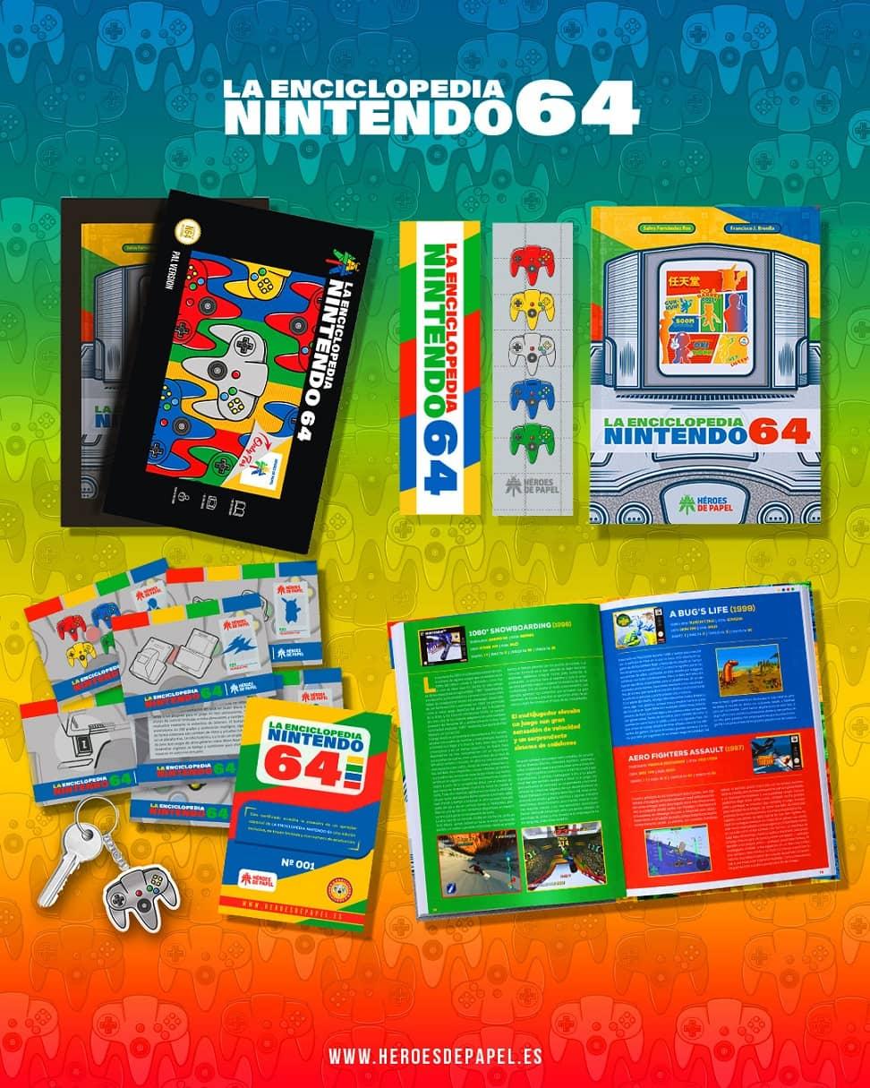 Nintendo 64 enciclopedia