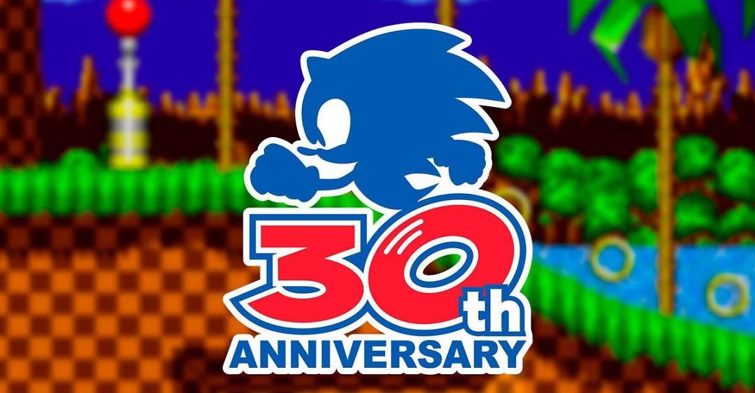 Sonic cumple oficialmente 30 años ¡Felicidades erizo! ¿Qué se viene próximamente?