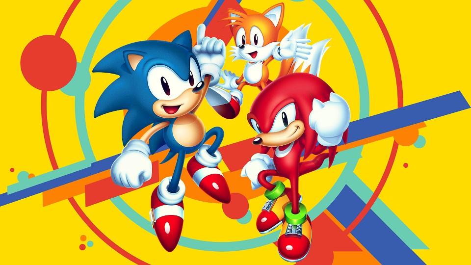 Sonic Mania y Horizon Chase Turbo