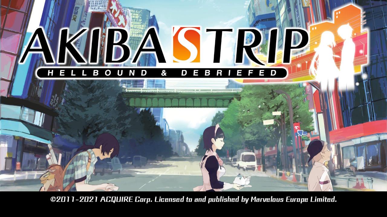 [Análisis] Akiba's Trip: Hellbound & Debriefed