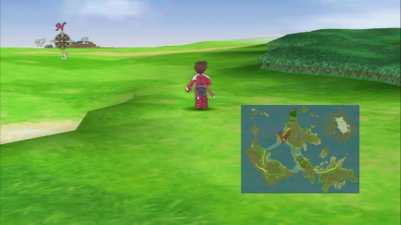 [Columna] Cómo echo de menos los mapamundi en el JRPG