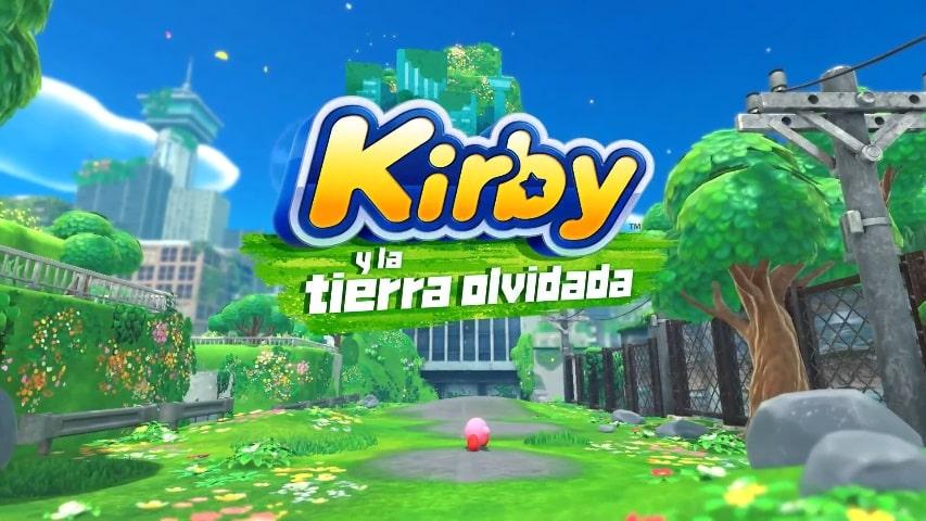 Kirby y la tierra olvidada