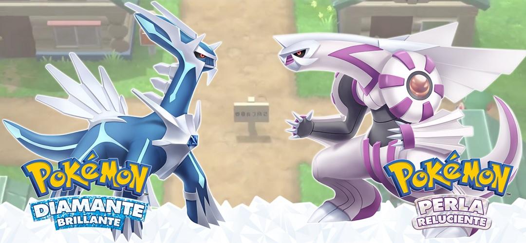 [Reportaje] Todo lo que sabemos de Pokémon: Diamante Brillante/Perla Reluciente ¿han cambiado?
