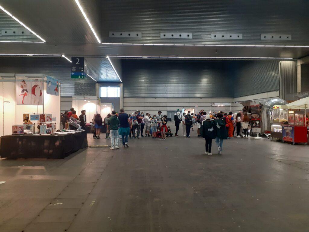 [Reportaje] Japan Weekend: Bilbao 2021, el anime y manga vuelve con toda la energía al BEC