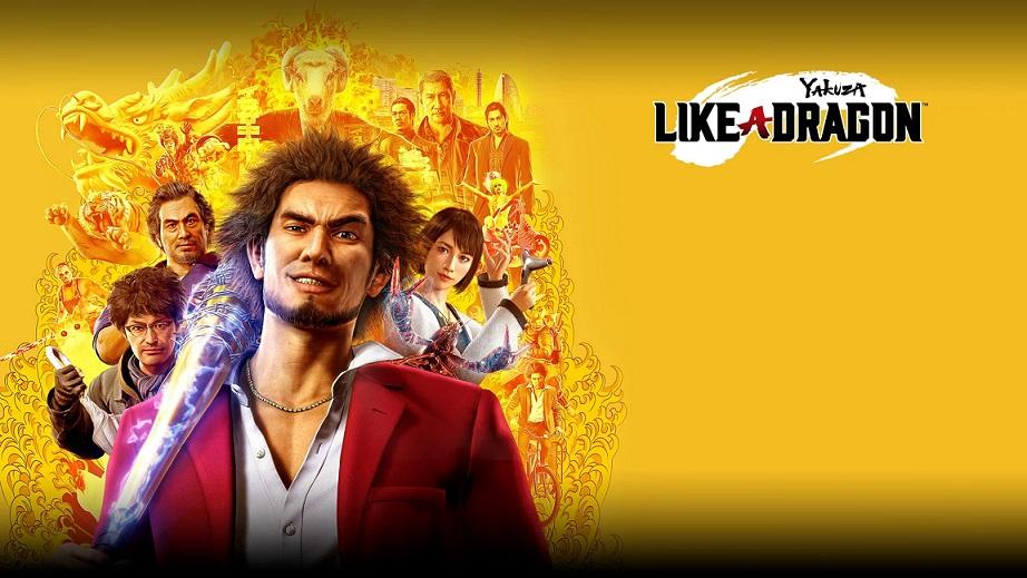 Yakuza: Like a Dragon 2
