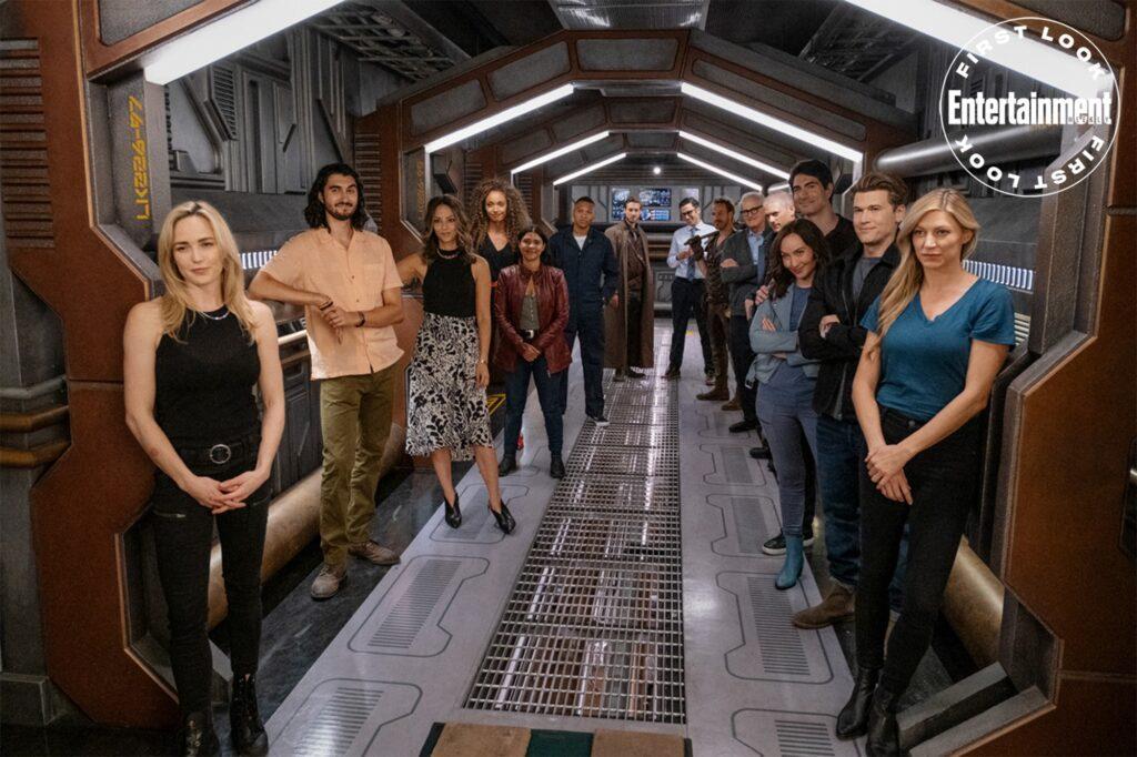 Legends of Tomorrow traerá a todas las Leyendas de vuelta en el episodio 100